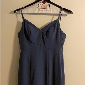 dessy group silverstone bridesmaid dress